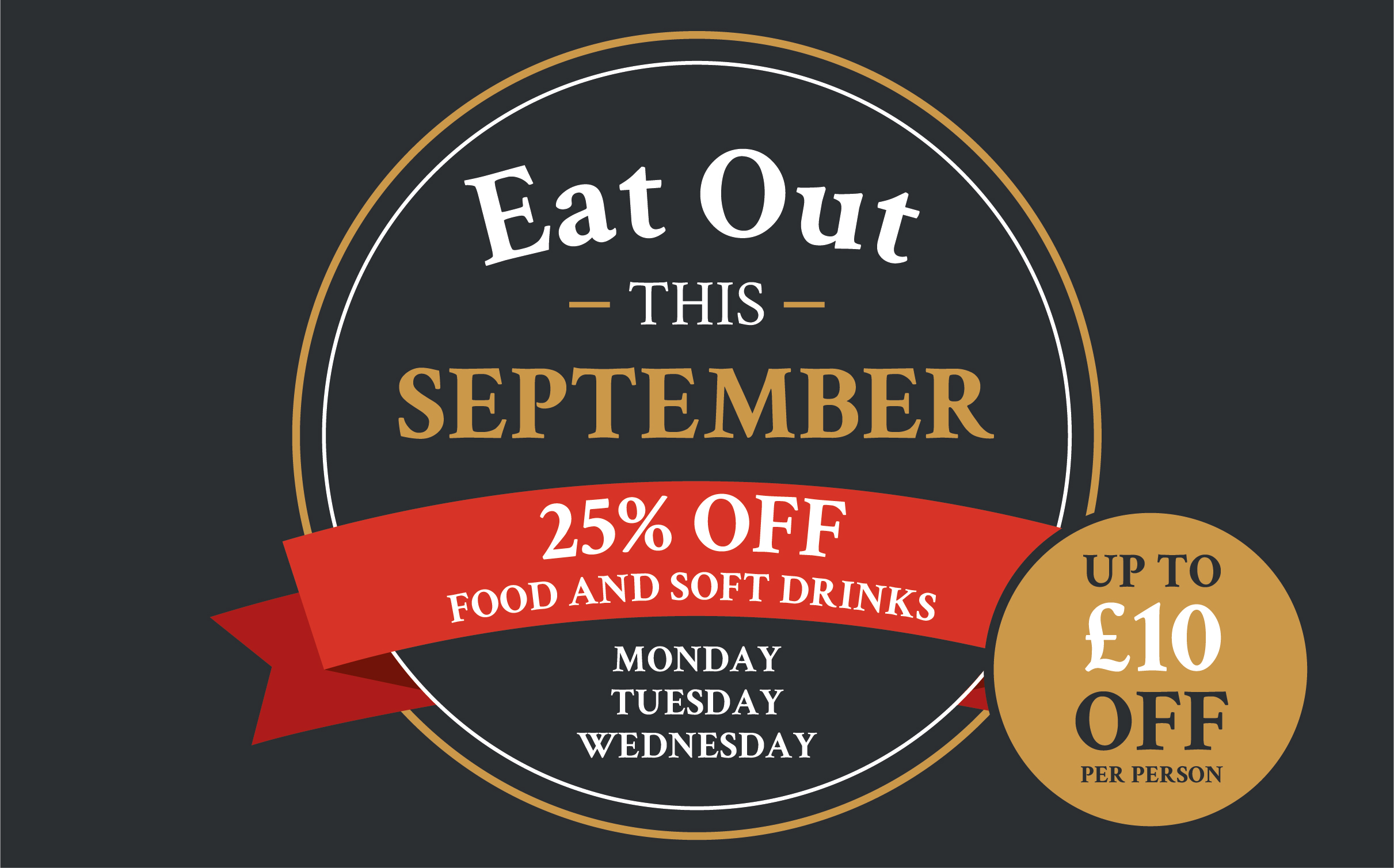 Eat Out this September